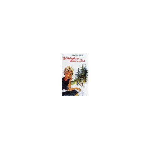 Magda Trott - Goldköpfchen, Bd.7, Goldköpfchens Glück und Leid - Preis vom 11.06.2021 04:46:58 h