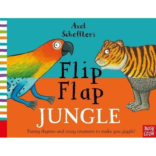Axel Scheffler - Axel Scheffler's Flip Flap Jungle - Preis vom 13.06.2021 04:45:58 h