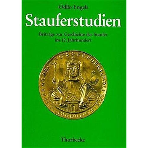 Odilo Engels - Stauferstudien: Beiträge zur Geschichte der Staufer im 12. Jahrhundert - Preis vom 17.06.2021 04:48:08 h