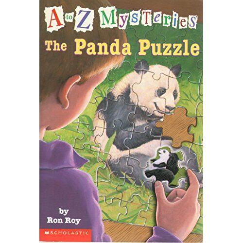 Ron Roy - The Panda Puzzle - Preis vom 13.06.2021 04:45:58 h