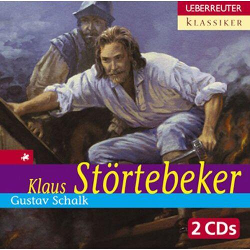 Gustav Schalk - Klaus Störtebeker. 2 CDs - Preis vom 17.06.2021 04:48:08 h
