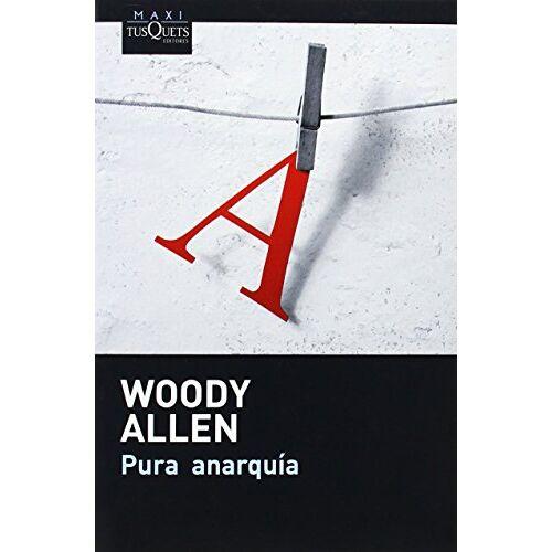Woody Allen - Pura anarquía (MAXI, Band 10) - Preis vom 22.06.2021 04:48:15 h
