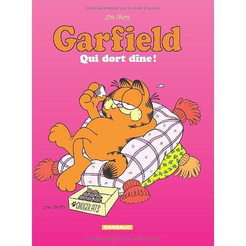 Jim Davis - Garfield t8 garfield, qui dort dine ! - Preis vom 02.08.2021 04:48:42 h