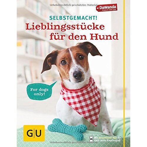 DaWanda DaWanda - Selbstgemacht! Lieblingsstücke für den Hund (GU Tier - Spezial) - Preis vom 11.06.2021 04:46:58 h