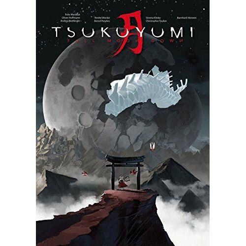 Bernhard Hennen - Tsukuyumi - Full Moon Down - Preis vom 21.06.2021 04:48:19 h
