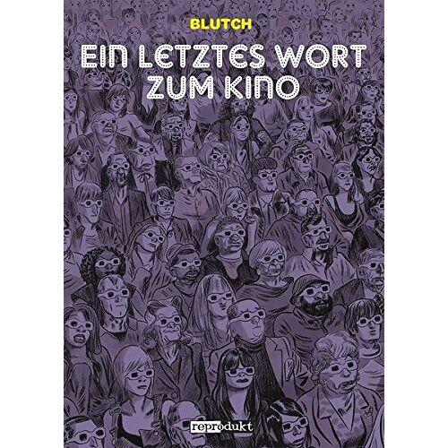 Blutch - Ein letztes Wort zum Kino - Preis vom 17.06.2021 04:48:08 h