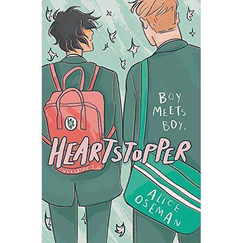 Alice Oseman - Heartstopper Volume One - Preis vom 23.07.2021 04:48:01 h