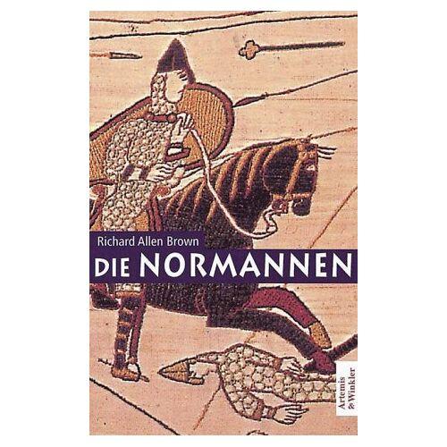 Brown, Richard A. - Die Normannen - Preis vom 19.06.2021 04:48:54 h