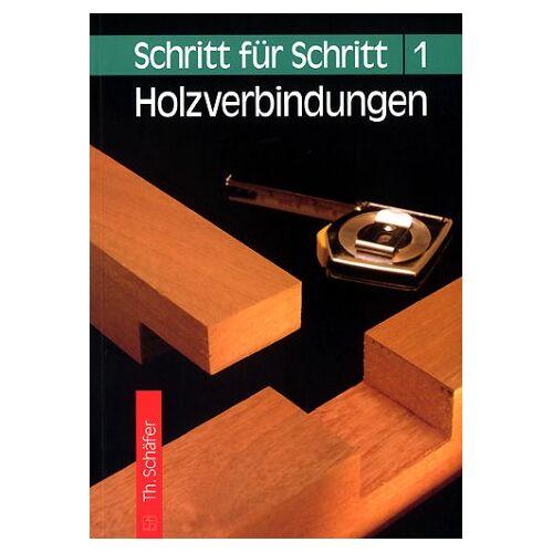 Anthony Hontoir - Holzverbindungen - Preis vom 12.06.2021 04:48:00 h