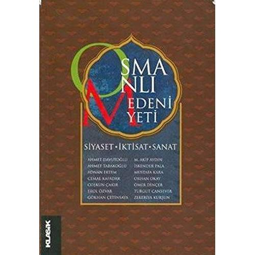 Kolektif - OSMANLI MEDENİYETİ - Preis vom 01.08.2021 04:46:09 h