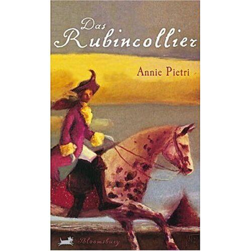Annie Pietri - Das Rubincollier - Preis vom 14.06.2021 04:47:09 h