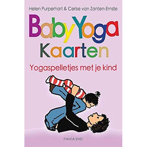 Helen Purperhart - Baby-yoga kaarten: Yogaspelletjes met je kind - Preis vom 31.07.2021 04:48:47 h