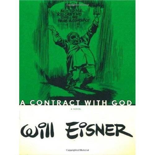Will Eisner - A Contract with God - Preis vom 29.07.2021 04:48:49 h