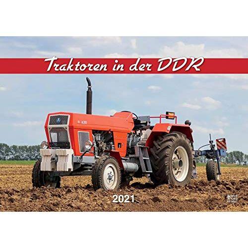 kein Autor - Traktoren in der DDR 2021 - Preis vom 21.06.2021 04:48:19 h