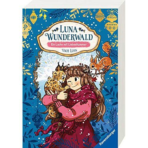 Usch Luhn - Luna Wunderwald, Band 5: Ein Luchs mit Liebeskummer - Preis vom 01.08.2021 04:46:09 h