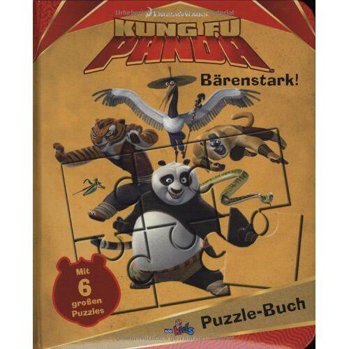 - Kung Fu Panda, Puzzlebuch - Preis vom 13.06.2021 04:45:58 h