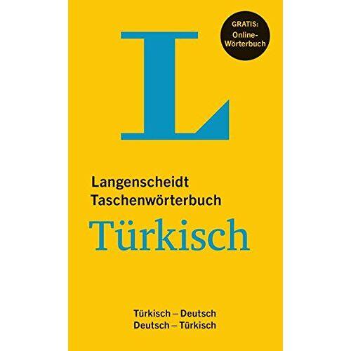 Wendt, Heinz F. - Langenscheidt Taschenwörterbuch Türkisch - Buch mit Online-Anbindung: Türkisch-Deutsch/Deutsch-Türkisch (Langenscheidt Taschenwörterbücher) - Preis vom 14.06.2021 04:47:09 h