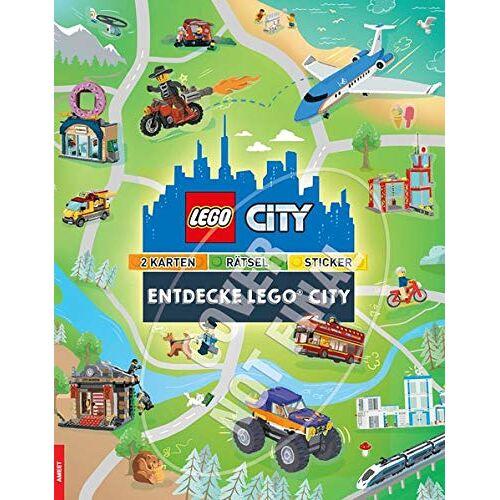- LEGO® City – Entdecke LEGO® City - Preis vom 15.06.2021 04:47:52 h