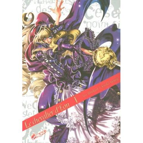 Tou Ubukata - Le chevalier d'Eon, Tome 1 : - Preis vom 13.06.2021 04:45:58 h