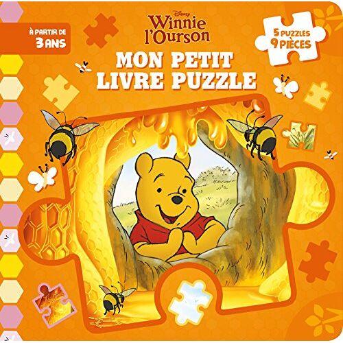 - Mon petit livre puzzle Winnie l'ourson - Preis vom 22.09.2021 05:02:28 h