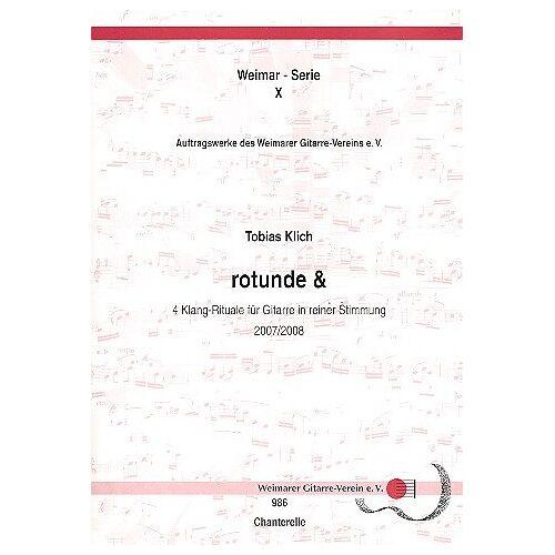 - Rotunde &: für Gitarre in reiner Stimmung - Preis vom 13.06.2021 04:45:58 h