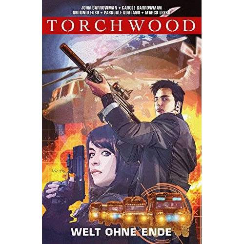 John Barrowman - Torchwood: Bd. 1: Welt ohne Ende - Preis vom 15.06.2021 04:47:52 h