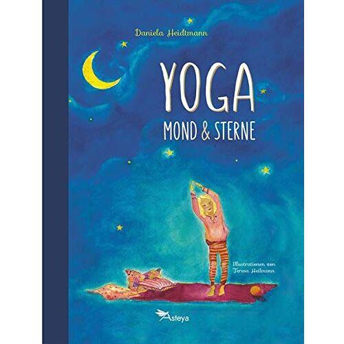 Heidtmann, Dr. Daniela - Yoga, Mond und Sterne - Preis vom 22.06.2021 04:48:15 h