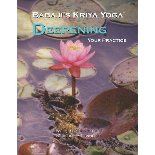 Jan Ahlund - Ahlund, J: Babaji's Kriya Yoga: Deepening Your Practice - Preis vom 16.10.2021 04:56:05 h