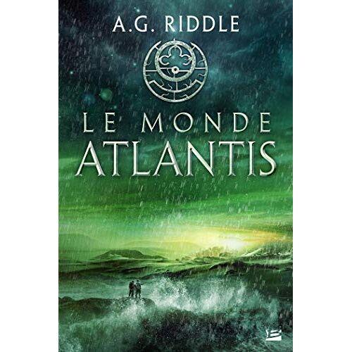 - La Trilogie Atlantis, T3 : Le Monde Atlantis (La Trilogie Atlantis, 3) - Preis vom 22.09.2021 05:02:28 h