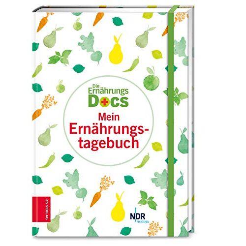 Fleck, Dr. med. Anne - Die Ernährungs-Docs - Mein Ernährungstagebuch - Preis vom 12.10.2021 04:55:55 h