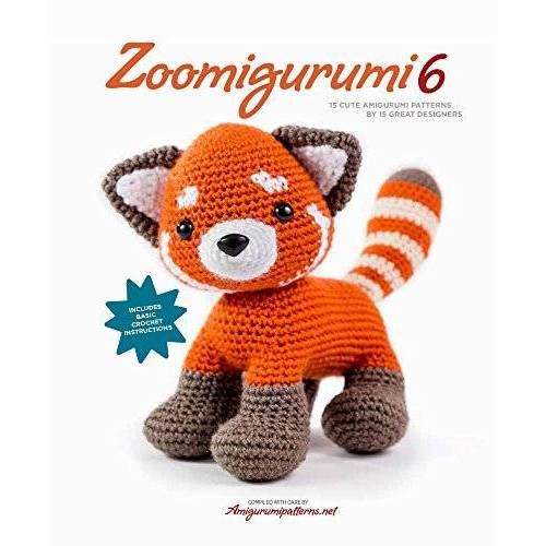 Amigurumipatterns.net - Zoomigurumi 6: 15 Cute Amigurumi Patterns by 15 Great Designers - Preis vom 17.06.2021 04:48:08 h