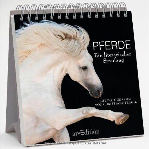 kein Autor - Pferde: Ein literarischer Streifzug (Literarische Aufsteller) - Preis vom 22.06.2021 04:48:15 h