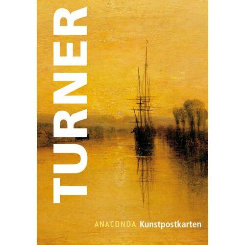 William Turner - William Turner, Kunstpostkarten - Preis vom 18.06.2021 04:47:54 h