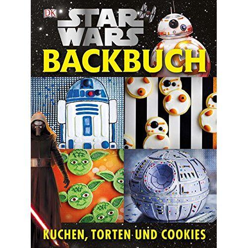 - Star WarsTM Backbuch: Kuchen, Torten und Cookies - Preis vom 17.06.2021 04:48:08 h