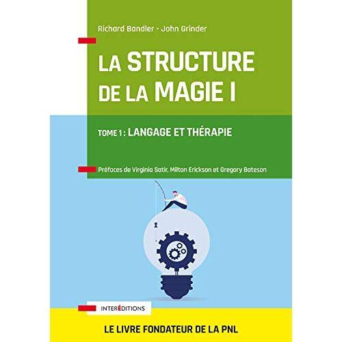 - La Structure de la Magie - Tome 1 : Langage et thérapie: Tome 1 : Langage et thérapie - Preis vom 17.09.2021 04:57:06 h