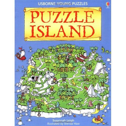 Susannah Leigh - Puzzle Island (Usborne Young Puzzle Books) - Preis vom 23.07.2021 04:48:01 h