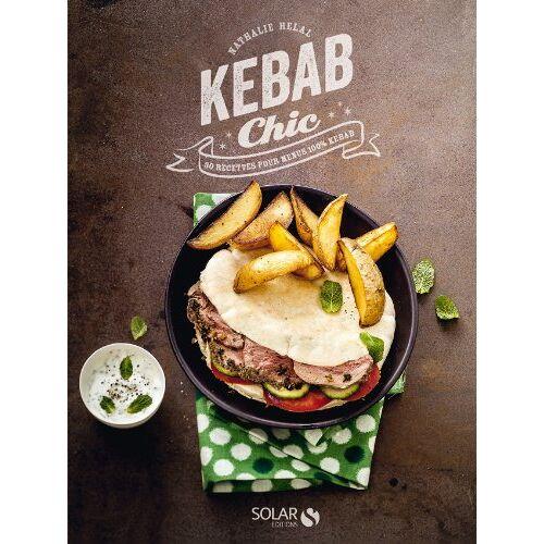 Nathalie Helal - Kebab chic : 30 recettes pour menus 100% kebab - Preis vom 22.06.2021 04:48:15 h