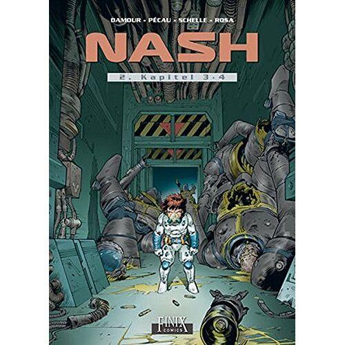 Jean-Pierre Pécau - Nash / Nash Kapitel 3 + 4 - Preis vom 20.06.2021 04:47:58 h