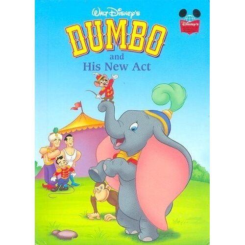 Disney - Walt Disneys Dumbo and his new act - Preis vom 29.07.2021 04:48:49 h