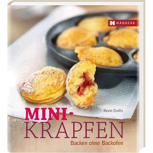 Kevin Crafts - Mini-Krapfen: Backen ohne Backofen - Preis vom 14.06.2021 04:47:09 h