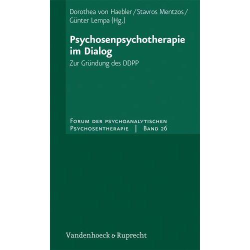 Günter Lempa - Psychosenpsychotherapie im Dialog: Zur Gründung des DDPP - Preis vom 17.06.2021 04:48:08 h