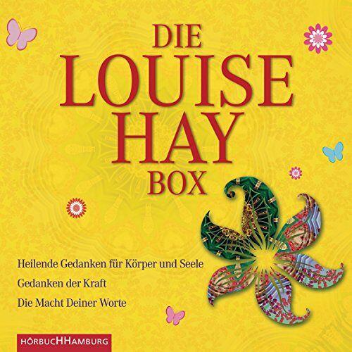 Louise Hay - Die Louise-Hay-Box: 3 CDs - Preis vom 17.06.2021 04:48:08 h