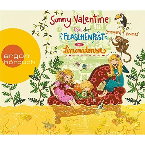 Irmgard Kramer - Sunny Valentine: Von der Flaschenpost im Limonadensee - Preis vom 14.06.2021 04:47:09 h