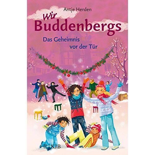 Antje Herden - Wir Buddenbergs - Das Geheimnis vor der Tür: Band 2 - Preis vom 14.06.2021 04:47:09 h