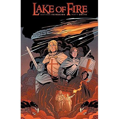 Nathan Fairbairn - Lake of Fire - Preis vom 11.06.2021 04:46:58 h