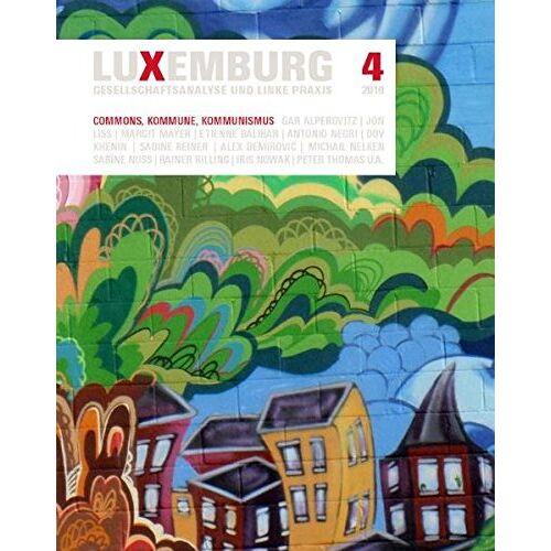 Margit Mayer - Commens, Kommune, Kommunismus (LUXEMBURG) - Preis vom 11.06.2021 04:46:58 h