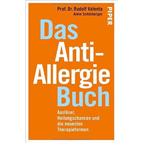 Rudolf Valenta - Das Anti-Allergie-Buch: Auslöser, Heilungschancen und die neuesten Therapieformen - Preis vom 01.08.2021 04:46:09 h