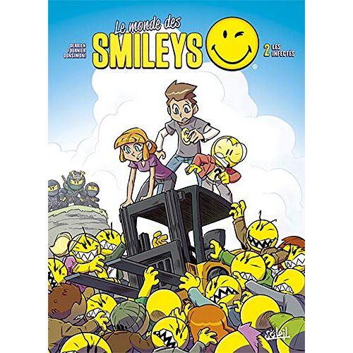 - Le monde de Smileys, Tome 2 : Les infectés - Preis vom 09.06.2021 04:47:15 h