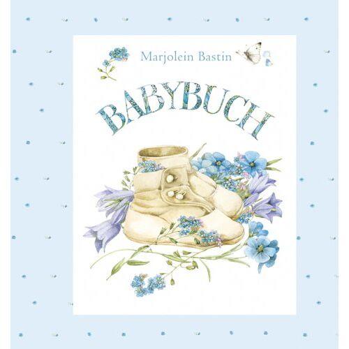 Marjolein Bastin - Babybuch (blau) - Preis vom 22.07.2021 04:48:11 h