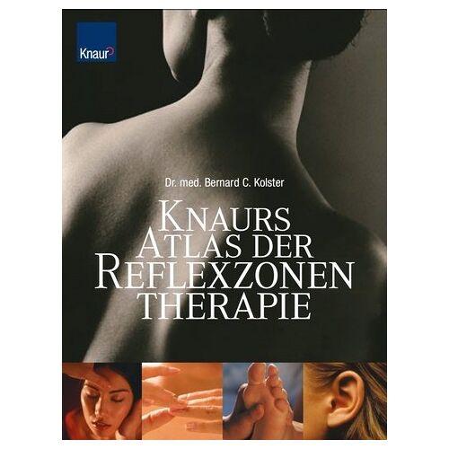 Kolster, Bernhard C. - Knaurs Atlas der Reflexzonentherapie - Preis vom 15.10.2021 04:56:39 h